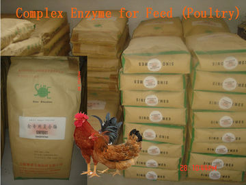 Brown Compound Feed Enzymes In Poultry Nutrition Prevent Diarrhea Szym-nutriPO